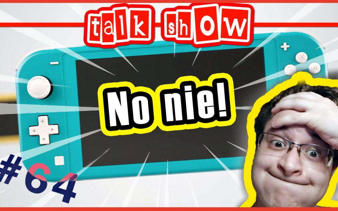Nintendo Switch Lite jest dla nikogo – Talk Show #64