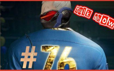 Kto oprotestował BlizzCon? – Talk Show Fallout #76